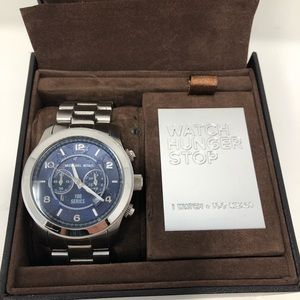 MENS Michael Kors Special Edition Stainless Watch